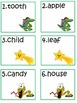 Scoot Game Task Cards for Practice with Plural Nouns for C