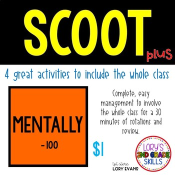 Scoot - Gumball Scoot & more... Mentally -100