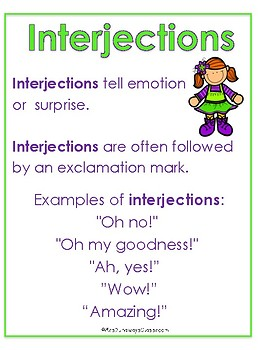 Scoot: Identify the Interjections