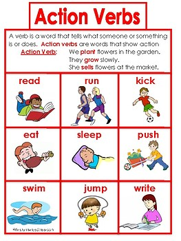 Scoot: Identify the Verb