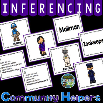 Scoot Inferencing Cards with Community Helpers