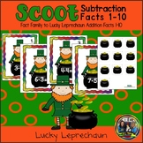 St. Patrick's Day Math Game for Kindergarten and 1st Grade