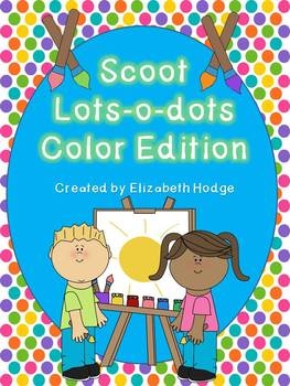 Scoot Lots-o-Dots Color Edition (2 Games)