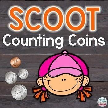 Scoot Games Bundle | Math Task Cards