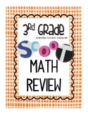 Scoot - Math Review - 3rd Grade