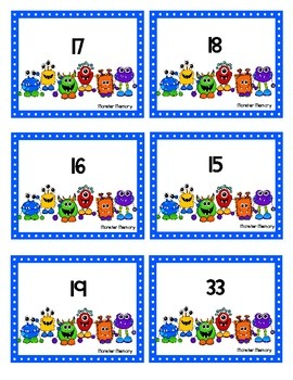 Scoot - Monster Scoot - Subtraction w/Regrouping