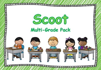 Scoot. Multi-Grade & Multi-Subject Pack. Growing Product