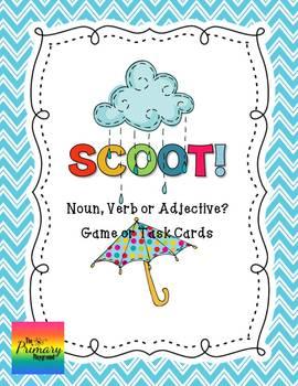 Scoot:  Noun, Verb or Adjective?
