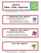 Nouns, Verbs, Adjectives | Task Cards | Scoot! | VOCABULAR