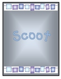 Scoot- Number Line Game Numbers 0-30