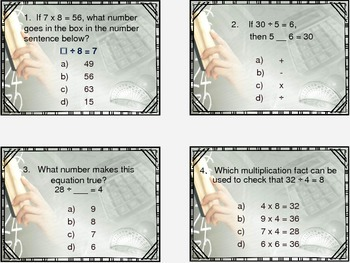 Scoot: Operations & Algebraic Thinking with Multiplication & Division