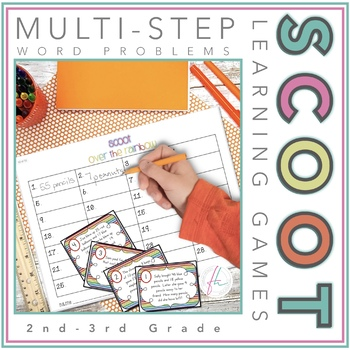 Multi-Step MATH Games: Scoot Over the Rainbow