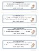PREFIXES   Scoot! TASK CARDS   Awards   Prefix Lists   Grades 3-4