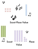 Scoot Place Value Game
