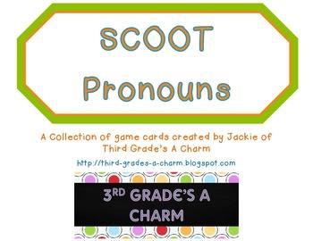 Scoot: Pronouns