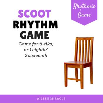 Scoot {Rhythm Game for Ti-Tika}