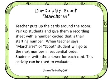Scoot: Science Tools English and Spanish