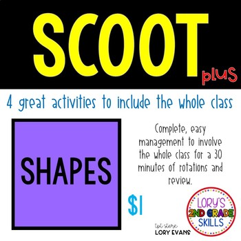 Scoot - Shape Scoot & more... Shapes
