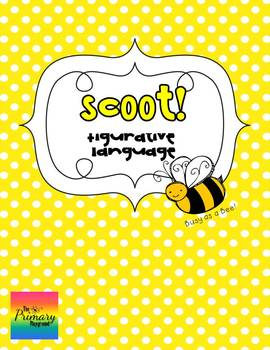 Scoot:  Simile, Metaphor, Personification or Hyperbole?  {Figurative Language}