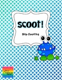 Scoot:  Skip Counting by 5s, 10s & 100s {task cards or game}