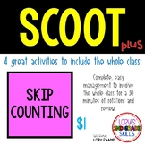 Scoot - Snail Scoot & more... Skip Counting