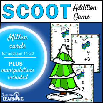 Scoot: Snowball Addition Game 11-20