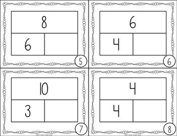 Subtraction Games Scoot 0 to 10