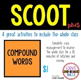 Scoot - Sunflower Scoot & more... Compound Words