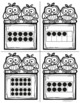 Task Cards--Tens Frames Scoot! Game