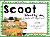Scoot - Thanksgiving - Fact or Opinion
