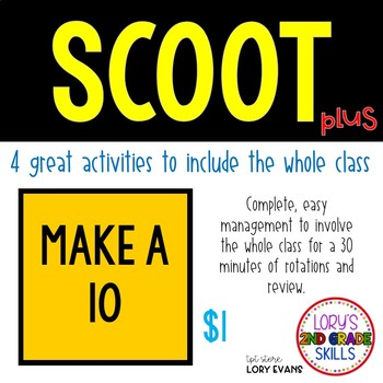 Scoot - Ticket Scoot & more... Make a 10!