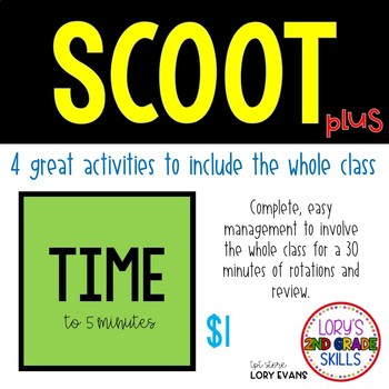 Scoot - Travel Scoot & more...Time to the 5 Minutes