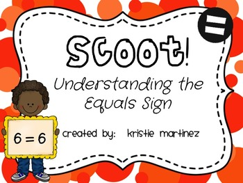 Scoot! Understanding the Equals Sign (True or False)