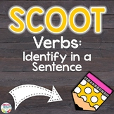 Verbs Scoot Game
