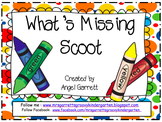 Scoot:  What's Missing Numbers 0-10