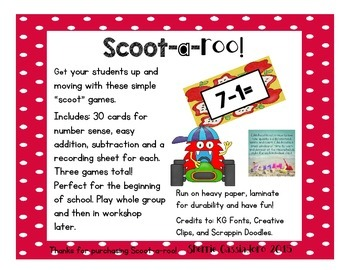 Scoot-a-Roo!