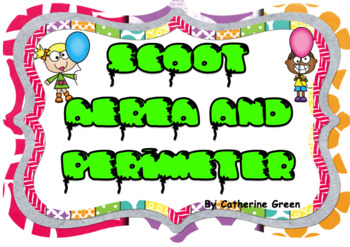 Scoot area and perimeter
