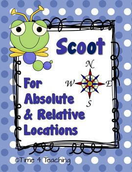 Scoot for Absolute and Relative Locations