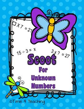 Scoot for Unknown Numbers