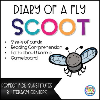 Diary of a Fly Scoot/Center Game