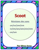 Scoot game review French sounds
