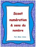 Scoot numération et sens du nombre de 0 à 1000