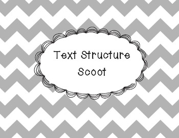 Scoot on Text Structure