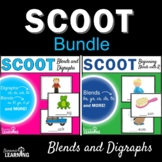 Blends Bundle Games for First and Second Grade