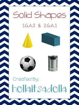 Solid Shape Attributes - Scoot Game