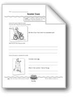 Scooter Craze (Similes/Comparative Paragraphs)