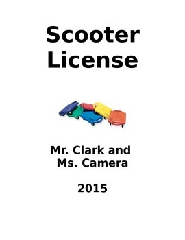 Scooter License