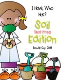 Soils and Fossils I Have, Who Has? Test Prep {FREEBIE!}