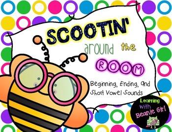 Scootin' Around the Room