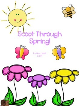 Scoot Through Spring!